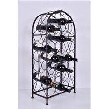 29 Bottle Table Top Wine Rack