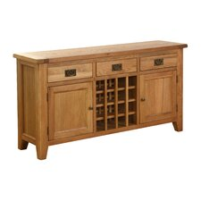 Millais Petite Bar with Wine Storage