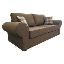 Black Forest 3 Seater Sofa