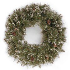 Bowlegs 61cm; Pinecone Wreath