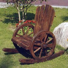 Flattop Rocking Chair