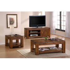 Evergreen Coffee Table Set