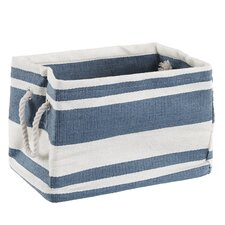 New England Medium Rectangle Bag in Blue