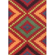 Teppich Tensho-Kan in Bunt