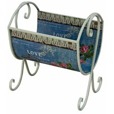 Love Magazine Rack