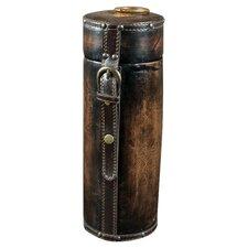 Equestrian Round Wine Box