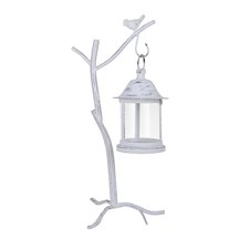 Energicus Steel and Glass Lantern