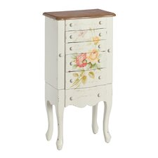 Il Amore Jewelry Armoire