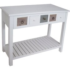 Retro Console Table