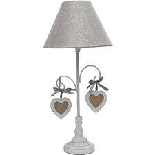54 cm Tischleuchte Romantik