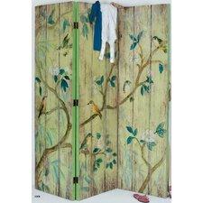 198.5 x 180cm Polynésie 3-Panel Room Divider