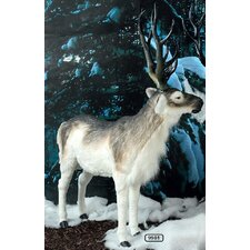 Muriel Reindeer Figurine