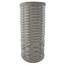 Weave Tall Ceramic Vase