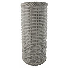 Vase Weave Tall Ceramic