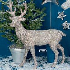 Chic Reindeer Figurine