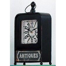 Antiquités 34cm Grandfather Clock Set (Set of 2)