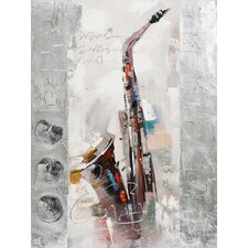 Gemälde Musik