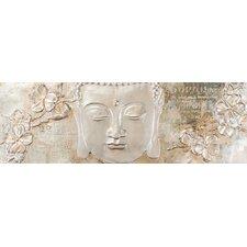 Gemälde Buddah