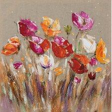 Gemälde Blumen