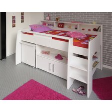 Nicela Mid Sleeper Bed with Storage