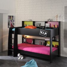 Modo Single Bunk Bed with Storage