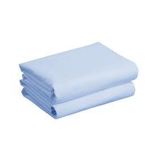 Jersey Classic Fitted Sheet (Set of 2)