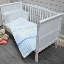 Animal Pals Cot Bedding Set