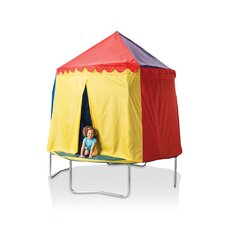 Carnival Enclosure For Trampoline