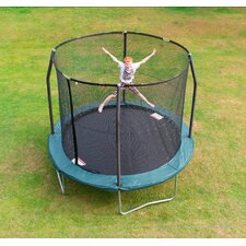 """Superior 305"""" Trampoline with Safety Enclosure"""