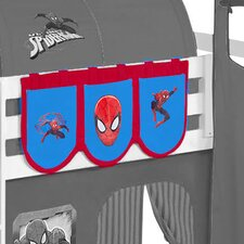 Spider Man Bunk Bed Pocket