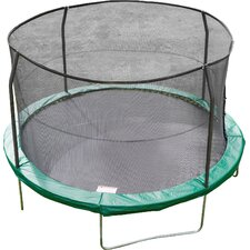 """Superior 426"""" Trampoline with Safety Enclosure"""
