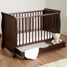 Suzy Sleigh 2-in-1 Convertible Cot