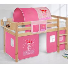 Jelle Princess Mid Sleeper Bed