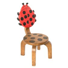 Ladybird Children's Novelty Chair