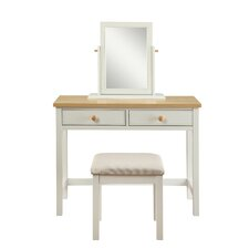 Gramsci 2 Drawer Dressing Table