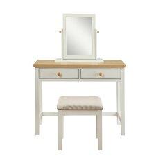Gramsci 2 Drawer Dressing Table