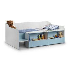 Carla Mid Sleeper Bed with Storage