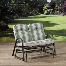 St. Lucia Double Cushioned Rocking Chair with Cushions