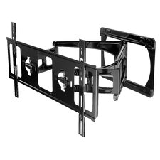"""Slimline Large Articulating Universal Wall Mount for 42""""-75"""" Flat Panel Screens"""