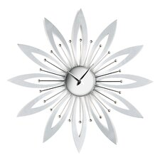 50cm Flower Wall Clock