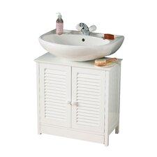 60cm Vanity in White