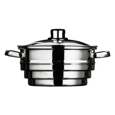 Steamer with Lid