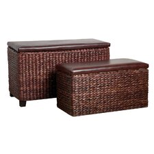 2 Piece Blanket Box Set