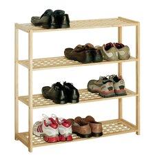 Schuhregal Macy mit 4 Ebenen
