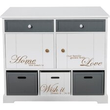 Straja 2 Drawer Chest