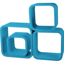 Ulsan 4 Piece Floating Shelf Set