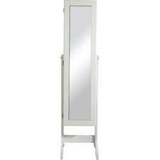 34 x 144 cm Verspiegelter Schrank