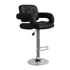 Swivel Adjustable Bar Stool (Set of 2)