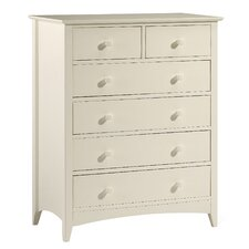 Atlanta 6 Drawer Chest of Drawers