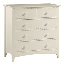 Atlanta 5 Drawer Chest of Drawers